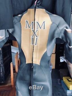 Zone 3 Vanquish MMXII Medium Large Competitive Triathlon Wetsuit