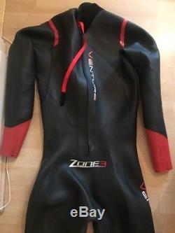 Zone 3 Venture Wetsuit mens size L Ideal first westuit