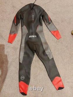 Zone3 ALIGN Triathlon Swimming wetsuit mens LARGE L Zone 3
