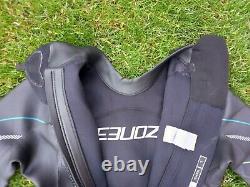 Zone3 Men's AZURE Wetsuit LARGE Swimming Triathlon Wild not orca 2xu