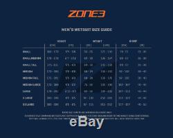 Zone3 Men's Vision Triathlon Wetsuit size L